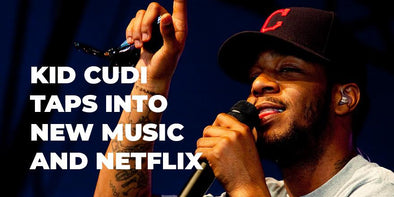 Kid Cudi Announces New Album & Netflix Series!