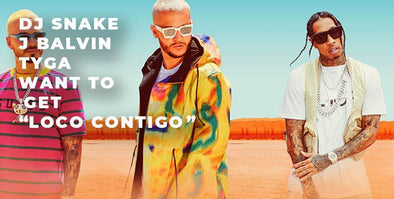 "DJ Snake Recruits J BALVIN & Tyga For ""Loco Contigo"" Video"