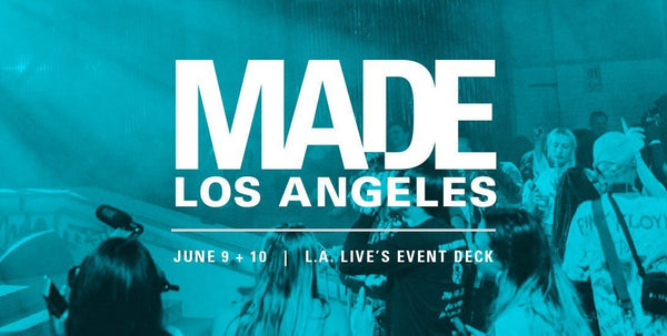 KING ICE at MADE LA