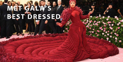 2019 Met Gala's Best Dressed.