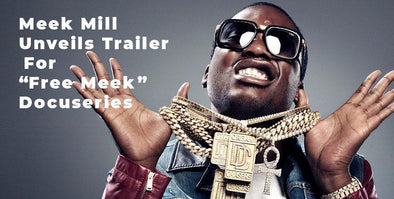 "Meek Mill Unveils Trailer For ""Free Meek"" Docuseries"