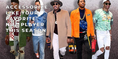 The Season is Upon Us, Achieve These NBA Players' Looks!
