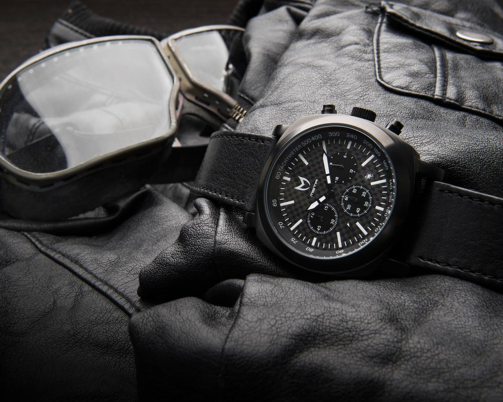MSTR's Carbon Fiber Watches