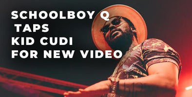 "ScHoolboy Q & Kid Cudi Co-Star in ""Dangerous"" Music Video"