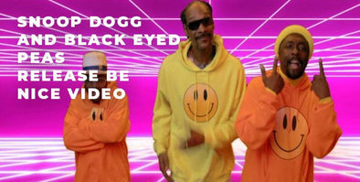 "Black Eyed Peas Link With Snoop Dogg on ""Be Nice"""