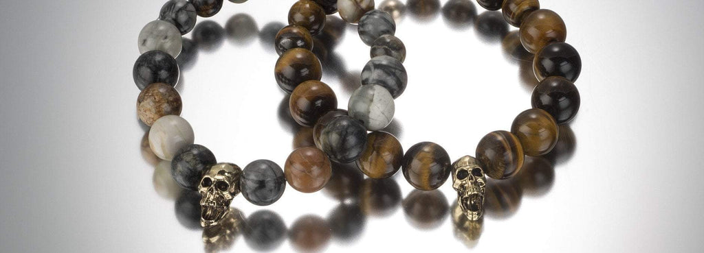 Skull Collection from Sovereign & Saint: Bracelets Re-imagined