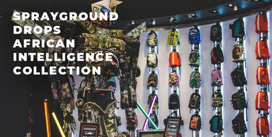 Sprayground Unveils African Intelligence Collection