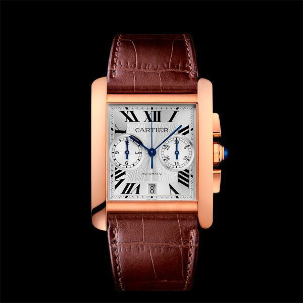 Cartier Tank MC Watch