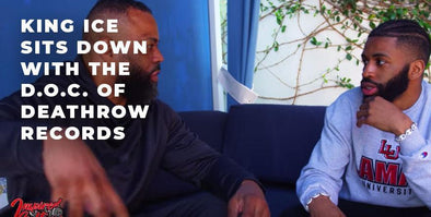 King Ice Interviews Co-Founder of Death Row Records
