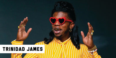 Fashion Comes Natural To Trinidad James