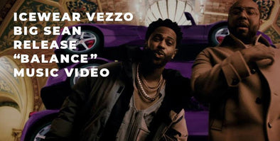 "Icewear Vezzo & Big Sean Link For ""Balance"" Video"