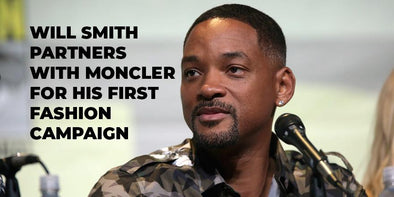 Will Smith to Star in His First Fashion Campaign With Moncler