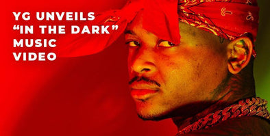 "New Video: YG Faces His Demons ""In The Dark"""