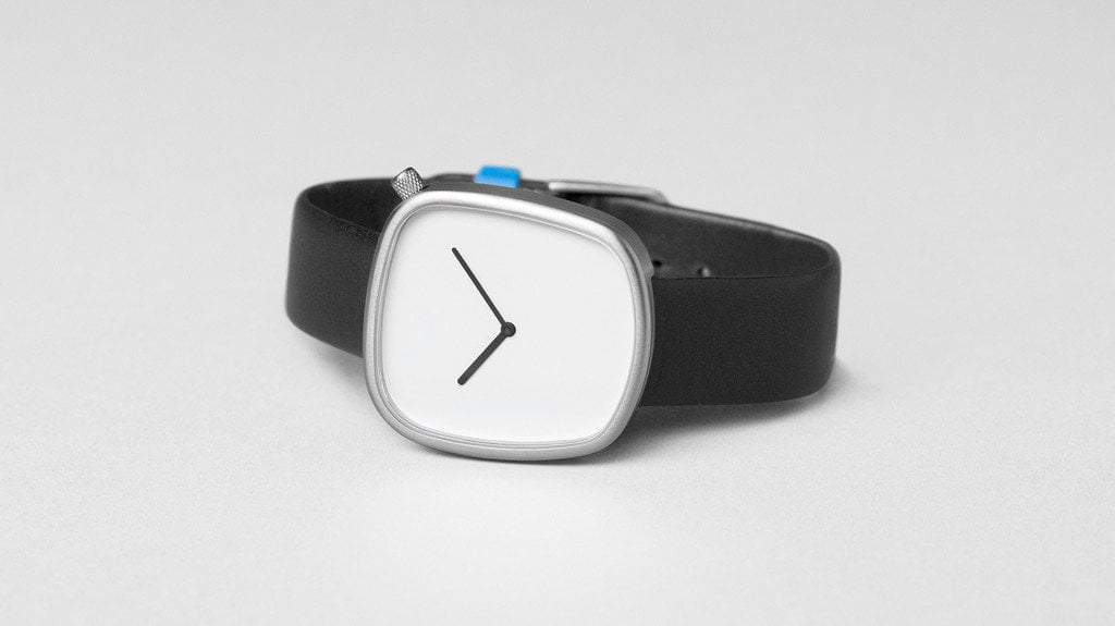 Bulbul's Pebble: The Minimalist Watch