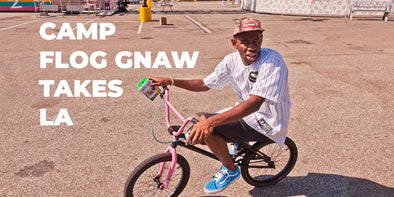 Camp Flog Gnaw Returns to Los Angeles