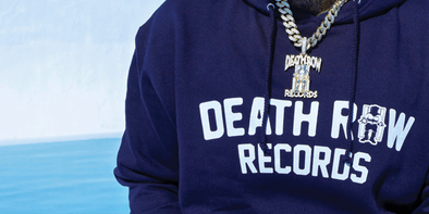 King Ice Drops 2nd Death Row Records Jewelry Collection