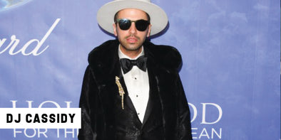 DJ Cassidy Isn't Spending More Than $100 On Jewelry
