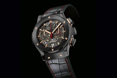 Hublot Collaborates with Dwyane Wade