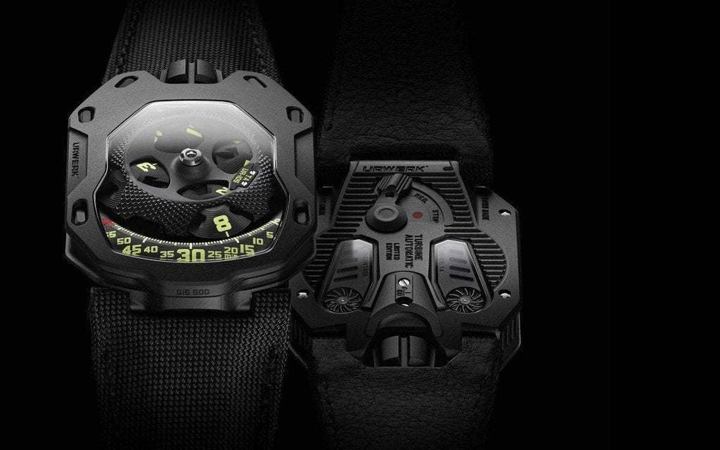 Urwerk: Air-Turbine Precision