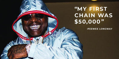 "PeeWee LongWay ""My first chain was $50,000"""