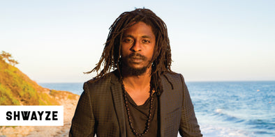 Shwayze Rocks His Beach Boy Vibes With No Jewelry