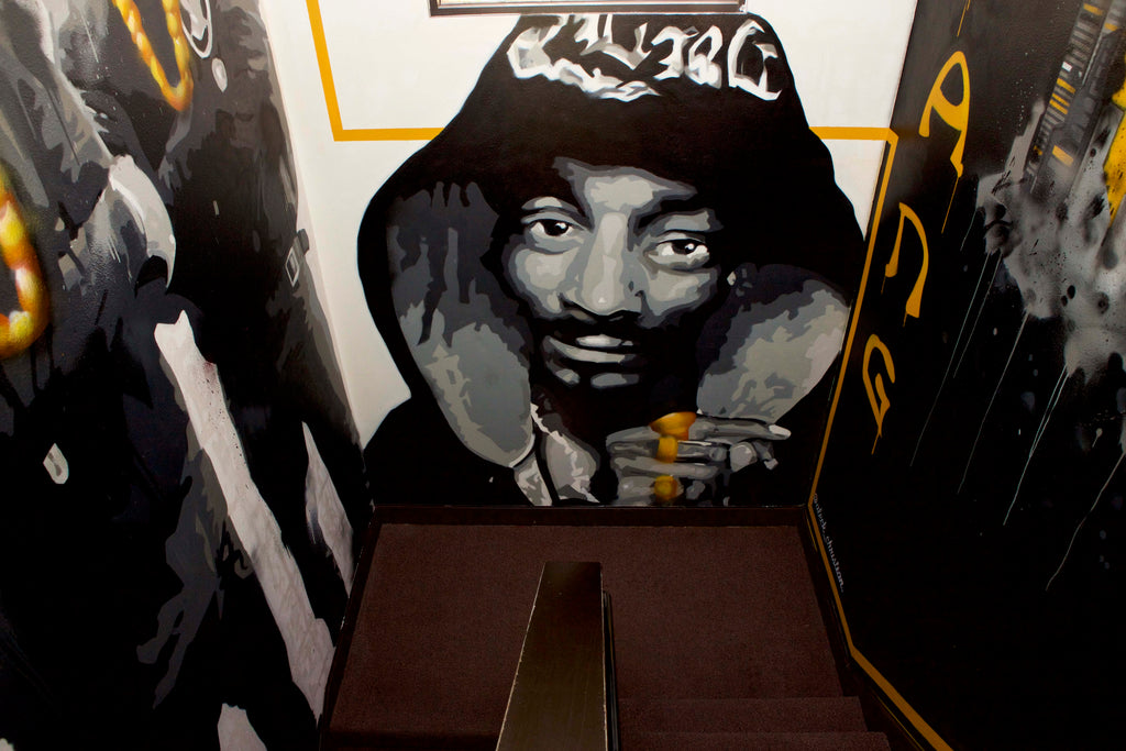 Snoop Dogg Mural
