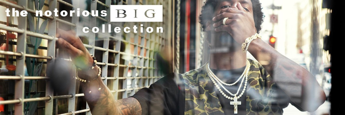 Notorious B.I.G. x King Ice | Hip Hip Jewelry | King Ice