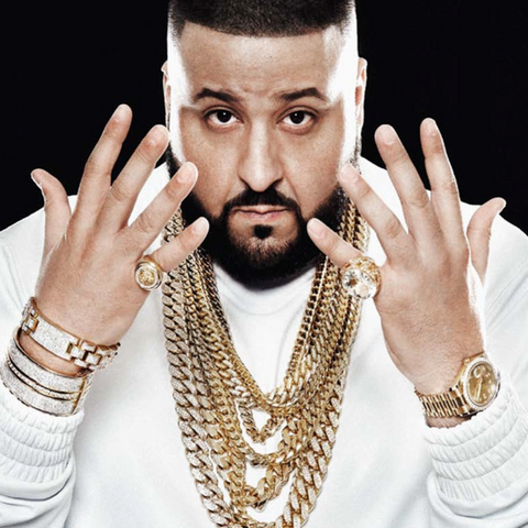 DJ Khaled Chains
