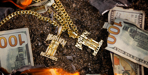 Death Row Records Chains