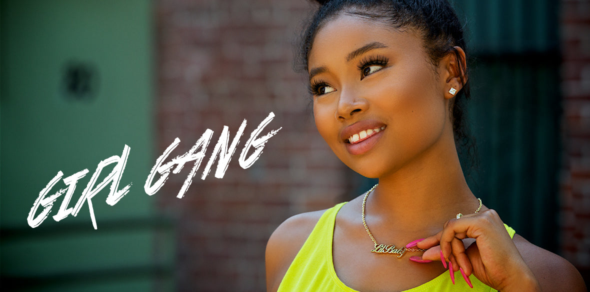 Gang Girl Women's Jewelry