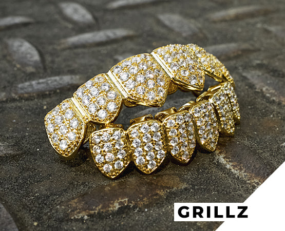 Grillz by King Ice