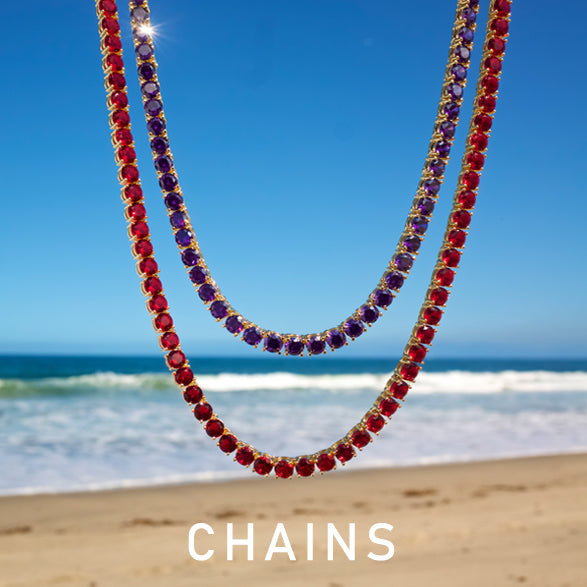 King Ice Men's Chains