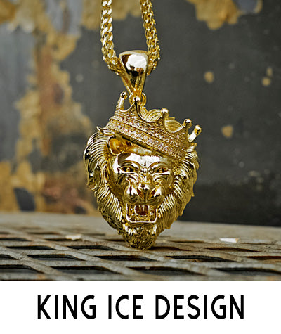 King Ice Design Pendants