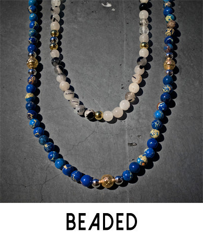 Beaded Men's Necklaces