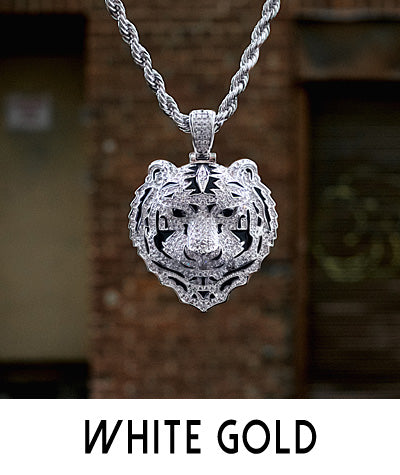 White Gold Pendant Necklaces