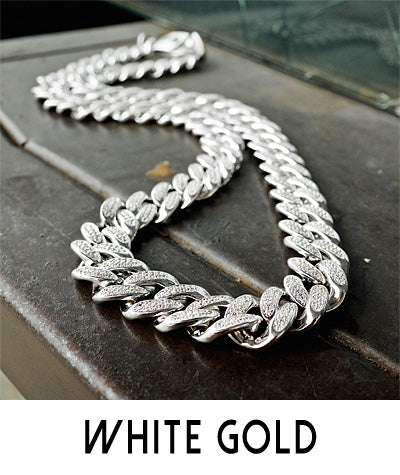 White Gold Chains