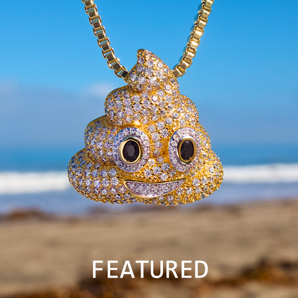 King Ice Featured Necklaces