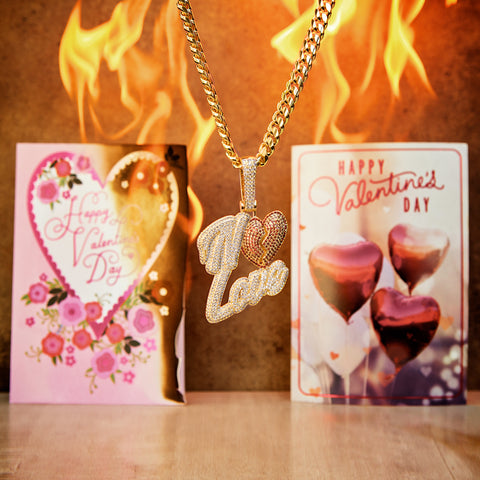 No Love Pendant by NLE Choppa