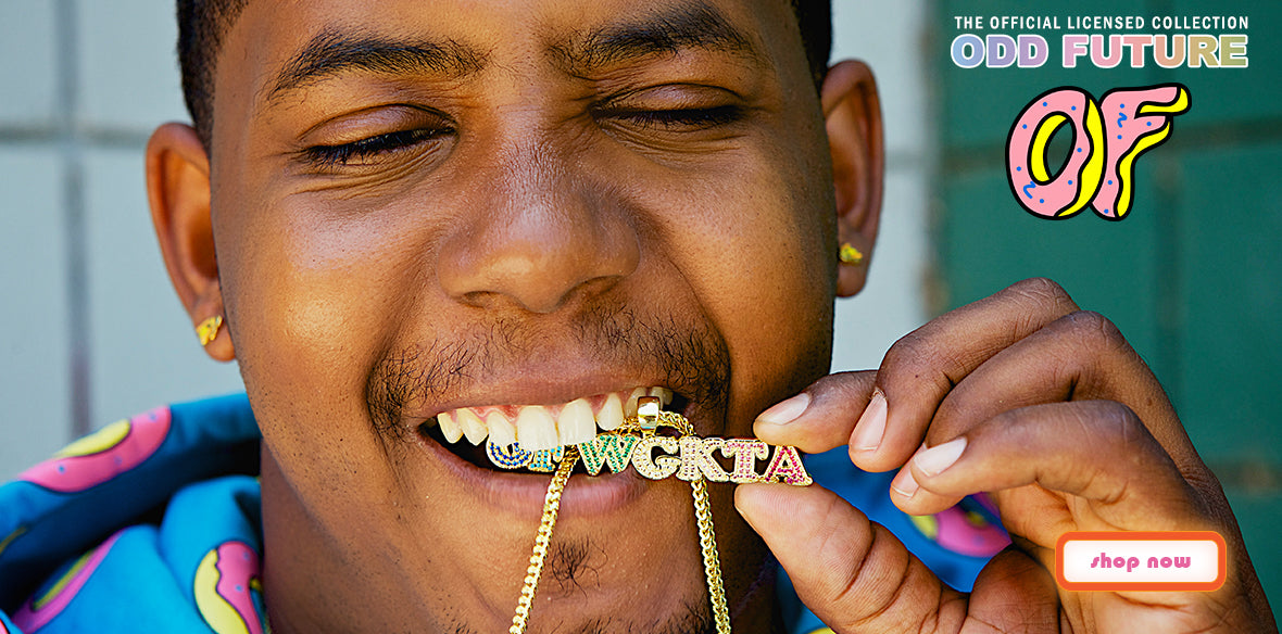 King Ice and Odd Future Jewelry Collab