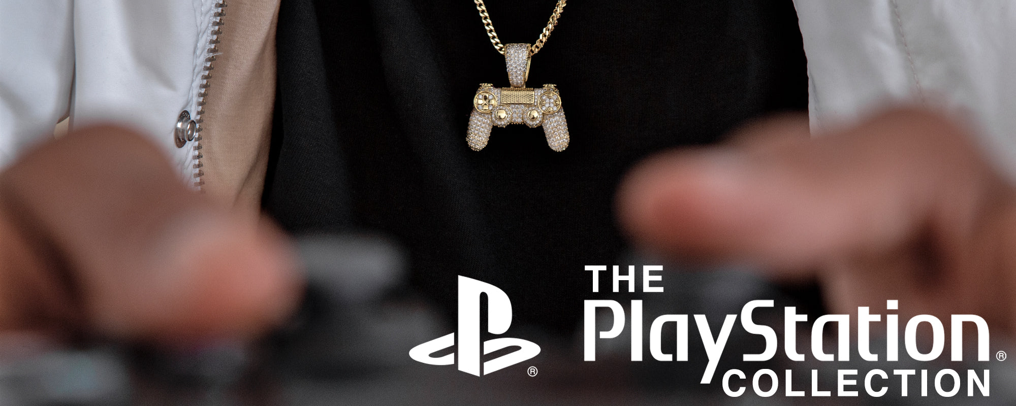 Inspired by PlayStation | Mens Jewelry