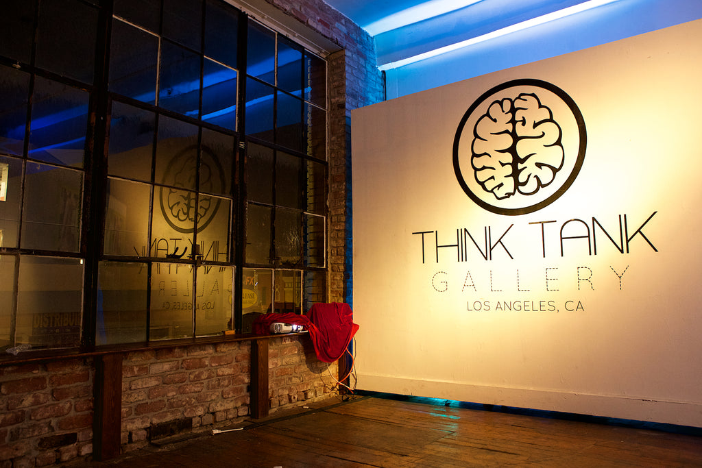 Think Tank Gallery Downtown Los Angeles