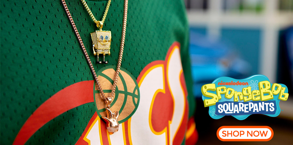 The Official SpongeBob Squarepants Jewelry Collection