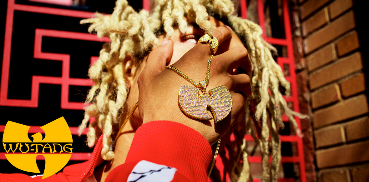 Official Wu-Tang Clan Jewelry Collection