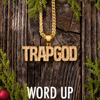 Word Up Necklace Collection
