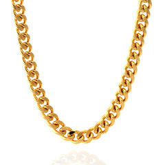 Cuban Curb Link Jewelry