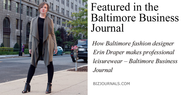 Read My Interview with the Baltimore Business Journal