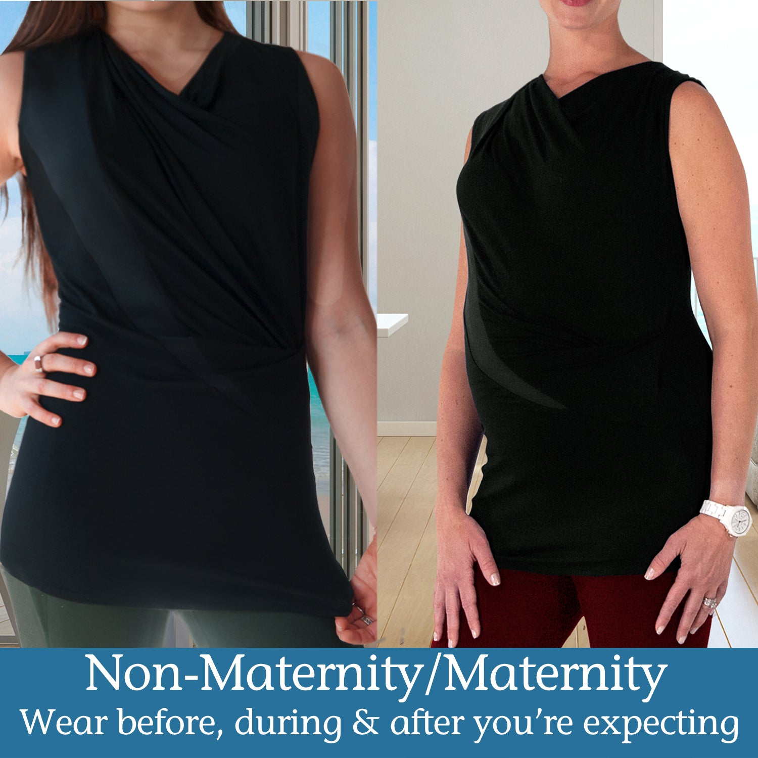 Non-Maternity Clothes for Pregnancy: Because, if You Love it, You'll Want to Keep Wearing It
