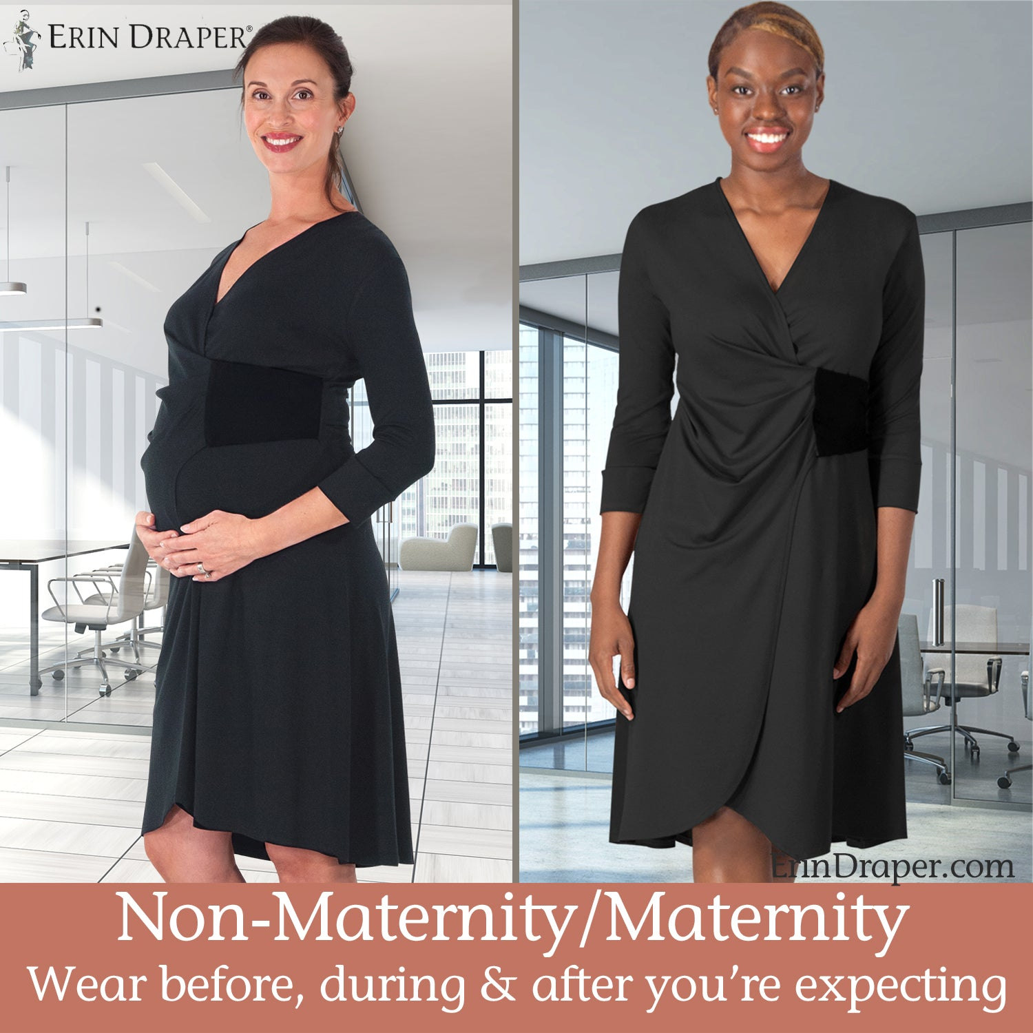 Eco-Friendly Non-Maternity / Maternity Dresses for Work!