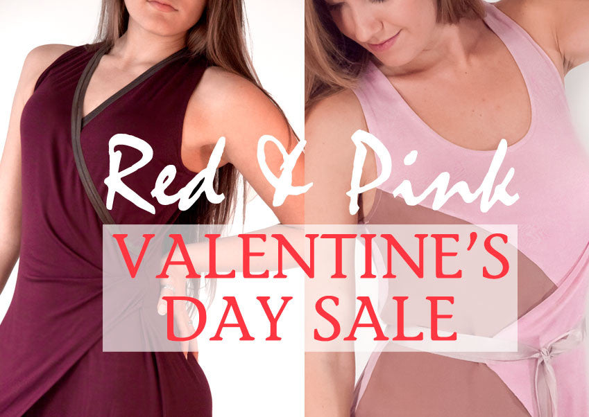 Red & Pink Sale!