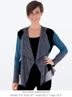 EISLEN - Striking Eco-Friendly Jacket (Blue)